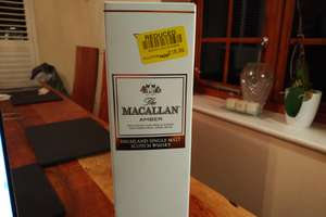 Macallan Amber Single Malt £16.99 @ Waitrose Newark
