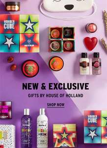 The Body Shop Black Friday Bundle - Products worth £92 for £35.