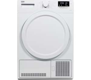 BEKO DCX83100W Condenser Tumble Dryer - White  £199 @ Currys