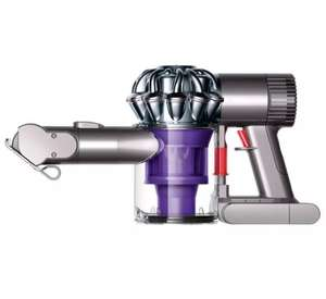 Dyson V6 Trigger Pro Handheld Vacuum - Refurbished - 1 Year Warranty £116.99 @ DysonOutlet on eBay