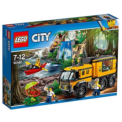 Lego 60160 Jungle Mobile Lab £23.98 @ Amazon