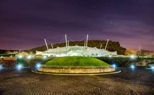 FREE ENTRY TO DYNAMIC EARTH EDINBURGH 19/11/17