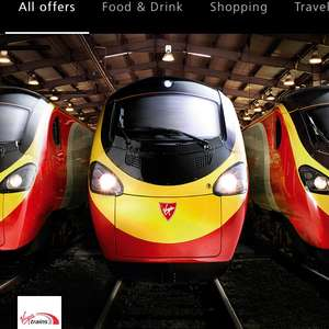 Early access to Virgin Trains Black Friday Sale with O2 Priority. Seats from £5