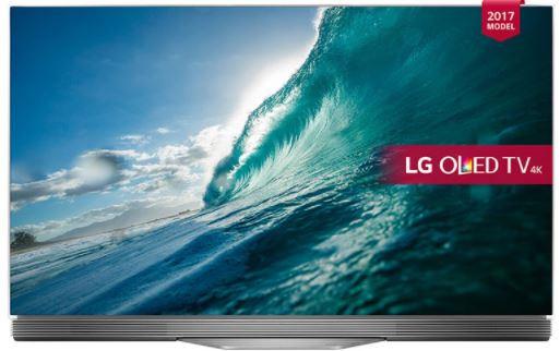 LG OLED65E7V £2999, OLED55E7V £1999 at Reliantdirect