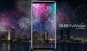 LG V30 on O2 - 12GB data/unlimited texts & minutes @mobiles.co.uk - £90 upfront (after voucher code) & 24 x £29 monthly payments - £786 TOTAL (excluding any potential TCB/Quidco)