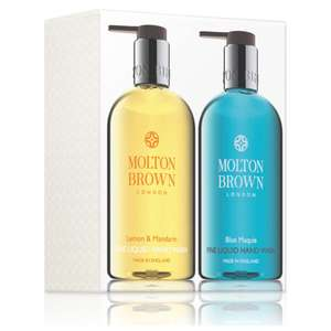 2 x 300ml (fullsize) Molton Brown handwash for £20.80 delivered @ Fragrance Expert