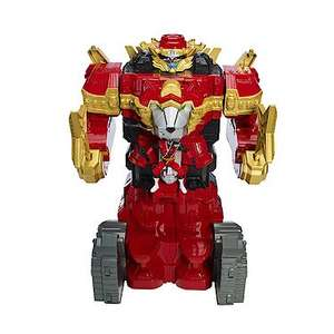 Power Rangers Ninja Steel Lion Fire Fortress Zord £49.99 @ The Entertainer