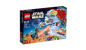 LEGO Star Wars Advent Calendar 75184 at Asda George
