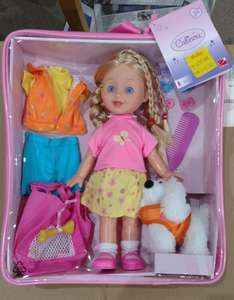 Toy Doll Set 3+ Years - Hamleys London Designer Outlet Mall £10.50