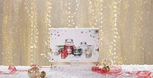 Yankee Candle Christmas Bundle Giftset £23.99 @ Amazon (DOTD)