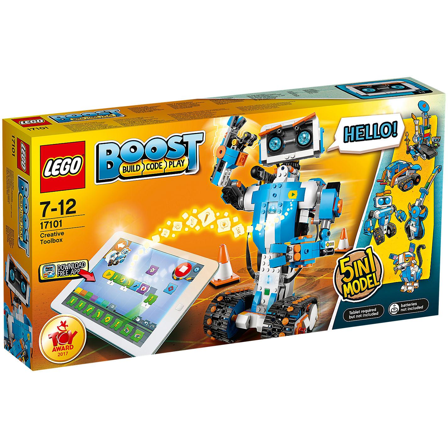 Lego Boost £119.99 @ Amazon (Prime Exclusive)