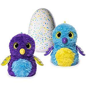 Hatchimals Glittering Garden Draggle 6037417 £39.96 @ Amazon