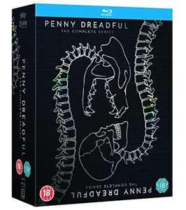Penny Dreadful: The Complete Series [Blu-ray] [Region Free] £23.45 Del @ Amazon