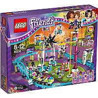 LEGO Friends - Amusement Park Roller £69.97 @ Asda George