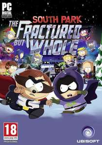 CDkeys: South park the fractured but whole - PC £29.99 @ CDKeys