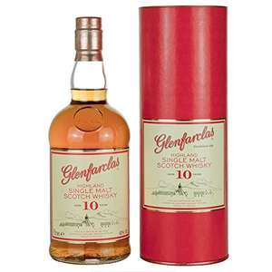 Glenfarclas 10 Year Old Whisky, 70 cl - £27.96 @ Amazon / Dispatched from and sold by Roblex Ltd