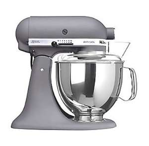 Kitchenaid Artisan Matte Grey Mixer only £299.99 @ Lakeland