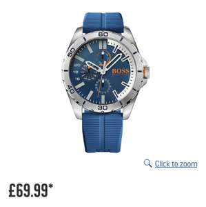 Hugo Boss Orange Men's 1513291 Berlin Watch @ Argos was £139.99 now £69.99