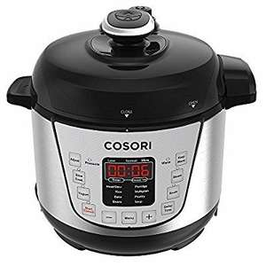 COSORI 2 Litre Electric Pressure Cooker - £50.99 - Sold by adiman and Fulfilled by Amazon