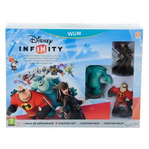 Disney Infinity all versions for all consoles - £7.99 / £10.94 delivered @ xs-stock