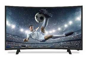 "NEON 32"" LED CURVED TV FREEVIEW HD CHANNELS 3 x HDMI USB HD 720p BRAND NEW - £149.99 @ eBay - goodmanstv-uk"
