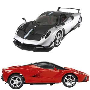 New Bright RC La Ferrari £9 / RC Pagani Huayra £15 (included in 3 for 2 Free C&C) @ Tesco Direct