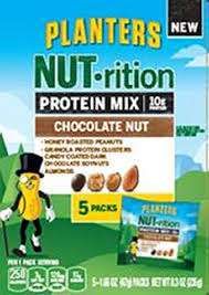 Planters Protein Mix 155G at Tesco for £1.39