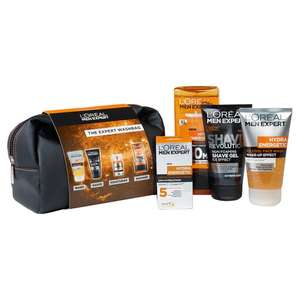 L'Oreal Men Expert Energtic Washbag Gift Set £10.00 @ Tesco