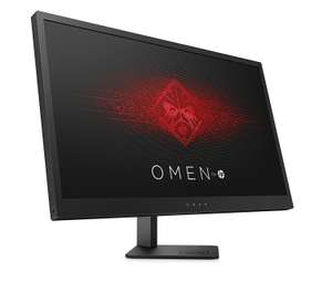 Omen by HP 25 - 24.5 inch Gaming Monitor (AMD FreeSync , 144Hz Rr), £220 from HP