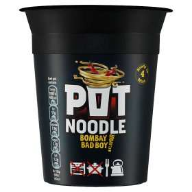 Pot Noodle Various Flavours (90g) was £1.00 now back down to 50p (Rollback Deal) @ Asda