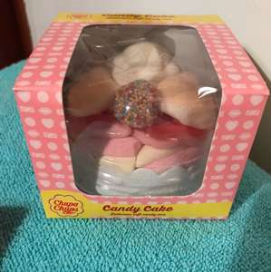 Chupa chups candy cake stocking filler in home bargains for 99p