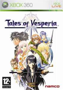 Tales of Vesperia (360) - £3.74 w/Gold @ Xbox Live (+others)