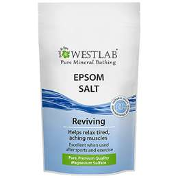 Westlab Bath Salts 5KG, Reviving, Himalayan, Dead Sea salt all £8.69 (incl Shipping) + 4% Quidco +  10% off first time order (code bodykind10) @ Bodykind