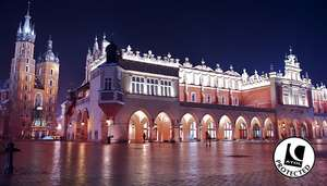 Krakow 2 Night break including flights from Stansted or Gatwick £59pp (£118 for two) @gogroupie