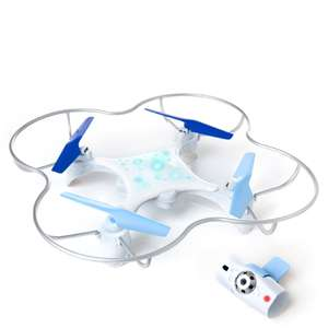 WOWWEE LUMI GAMING DRONE - WHITE/GREY at The Hut for £36.99