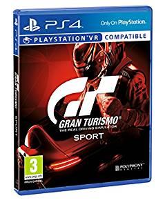 Gran Turismo Sport (PS4) £30.33 @ Amazon Italy