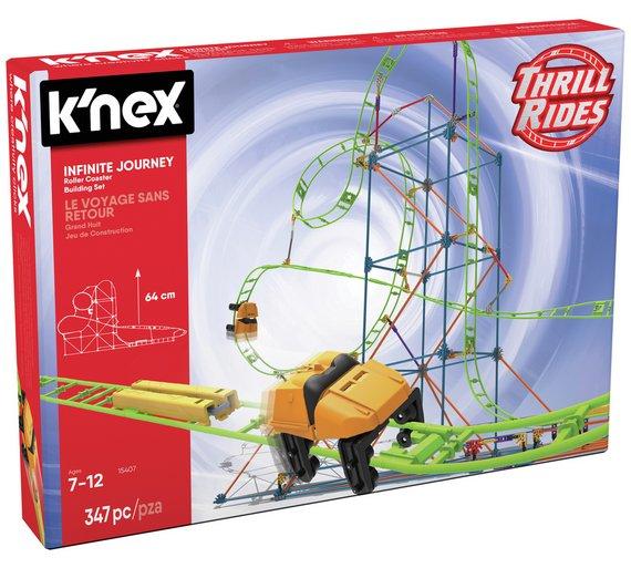K'NEX Infinite Journey £14.99 Argos