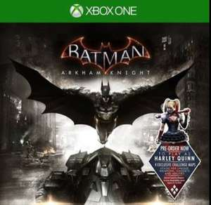 Arkham Knight XB1 Preowned (£6.54 today!) @ Music Magpie
