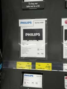 "Philips 43"" Full HD TV @ Asda Leith (Edinburgh, in-store)"