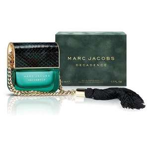 MARC JACOBS DECADENCE EAU DE PARFUM SPRAY 50ML £37.94 with delivery using code @ fragrancedirect