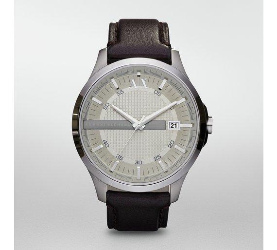 Mens Armani Exchange watch half price in Argos - £49.99 (C&C)