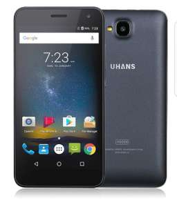 UHANS H5000 4G QuadCore 3GB RAM Android 6.0 Metal Frame 4500mAh Battery £65.99 Sold by FTQ E-commerce Ltd and Fulfilled by Amazon