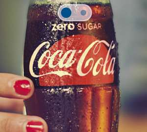 Gregg app: Free Coke Zero