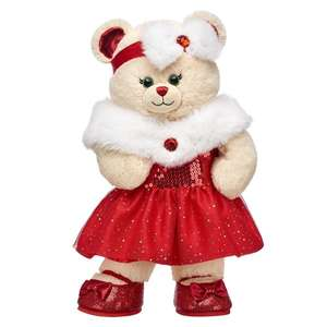 £10 OFF £30 ONLINE ONLY. @ Build A Bear