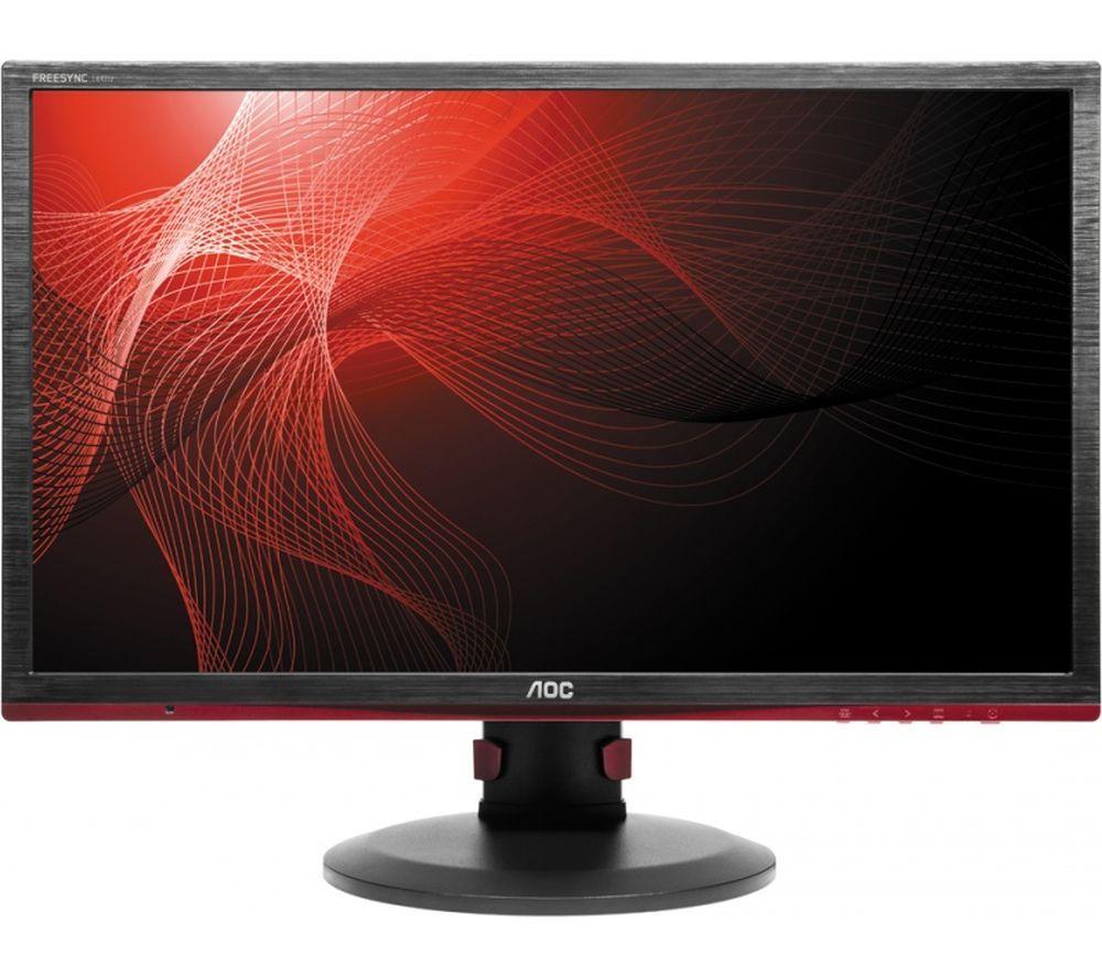 "AOCG2460Pf Full HD 24"" LED 144Hz Gaming Monitor £169.99 @ PC World"