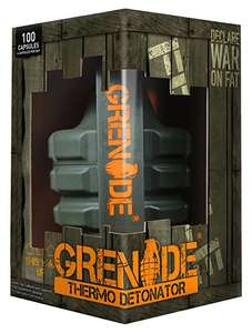 Grenade Thermo Detonator £16.99 / Black Ops £16.49 (+£3.99 non-prime) @ Amazon