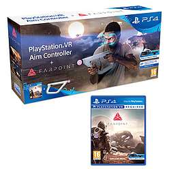 Aim Controller and Farpoint at GAME -  PS4 PSVR £49.99
