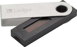 Ledger Nano S - £63.51 sold and dispatched by Amazon