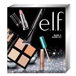 Elf Get Glowing Holiday Kit Was £28 Now £12 + Free Delivery at Superdrug Online