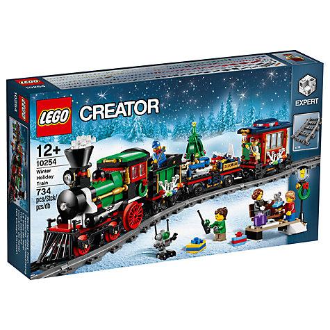 LEGO Winter Holiday Train £63.74 @ John Lewis